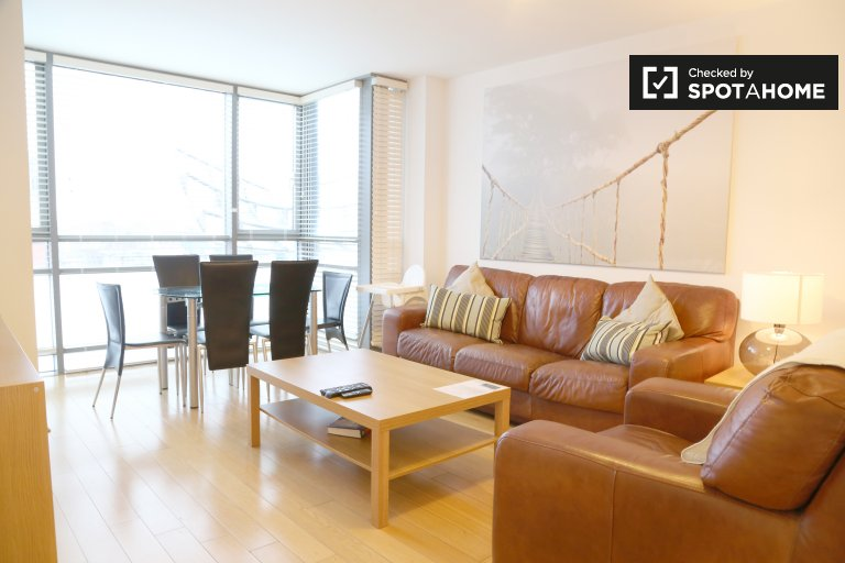 2-pokojowe mieszkanie do wynajęcia w Stoneybatter w Dublinie
