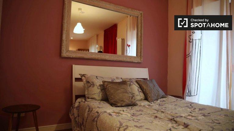 Spacious studio apartment for rent in Ixelles, Brussels