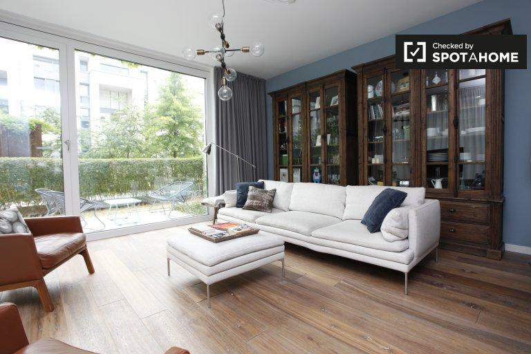 Modernes 3-Zimmer-Haus zur Miete in Prenzlauer Berg, Berlin