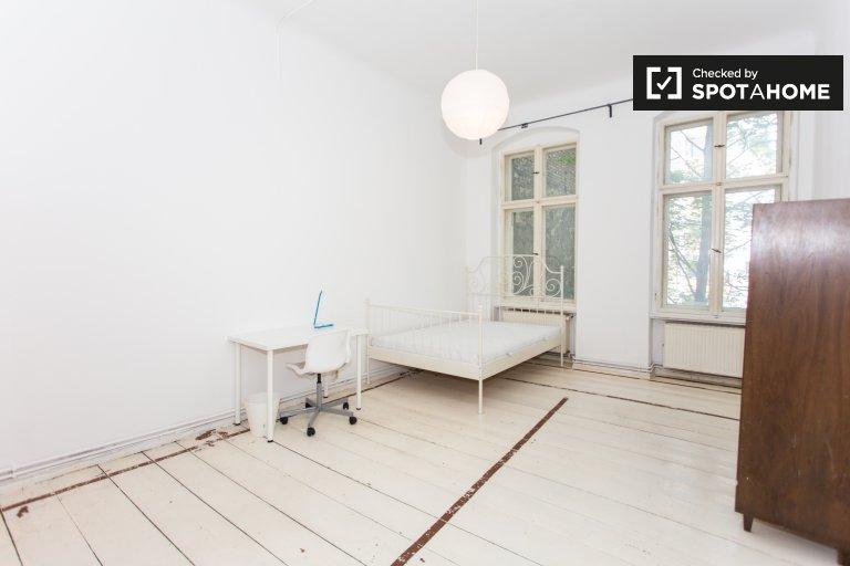 Uroczy pokój do wynajęcia w Schöneberg, Berlin
