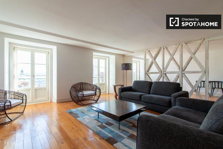 2-bedroom apartment for rent in Cais do Sodré, Lisbon