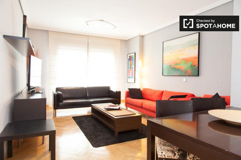 2-pokojowe mieszkanie do wynajęcia w Prosperidad, Madryt