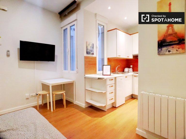 Coqueto estudio en alquiler en Malasaña, Madrid