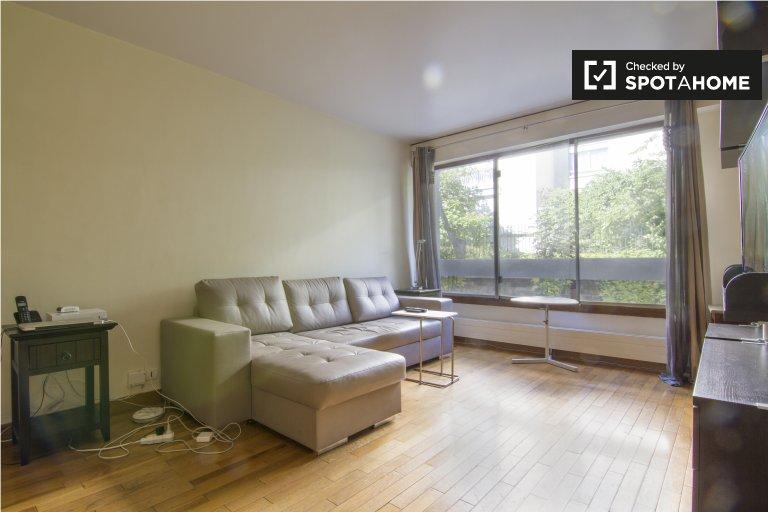 Élégant appartement 1 chambre dans le 15ème arrondissement, Paris