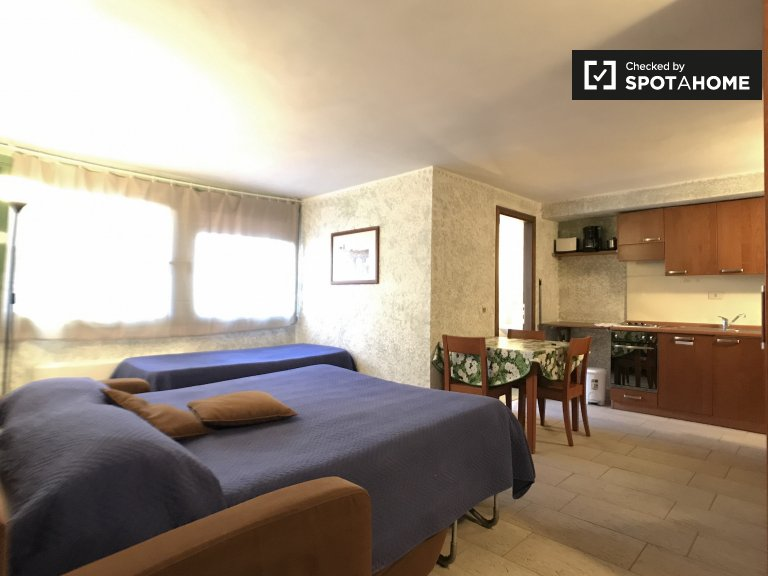 Cosy studio with AC for rent - Santa Maria Novella, Florence
