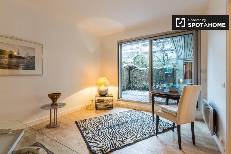 1-bedroom apartment for rent in 16th arrondissement, Paris