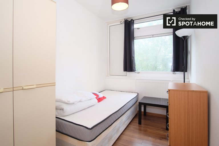 Sonniges Zimmer in 4-Zimmer-WG in Tower Hamlets