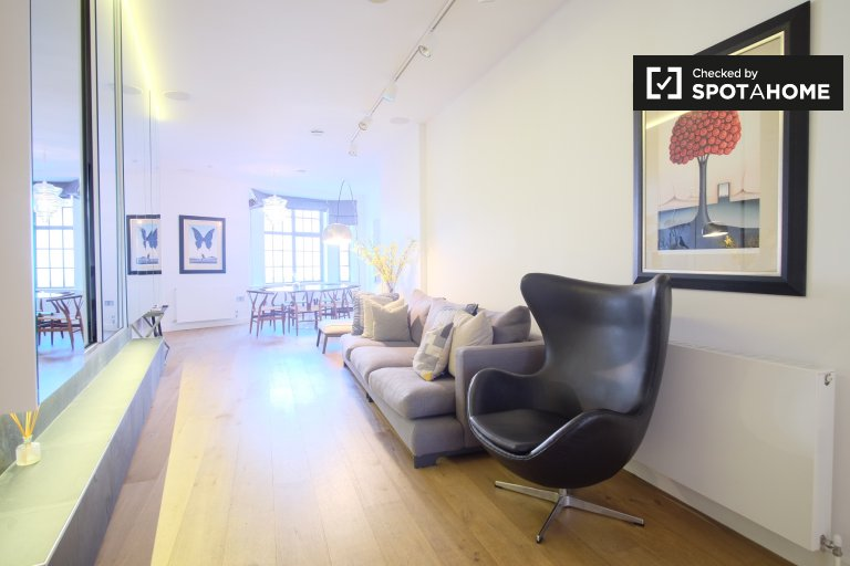 Luxury 3-bedroom apartment to rent in City of Westminster
