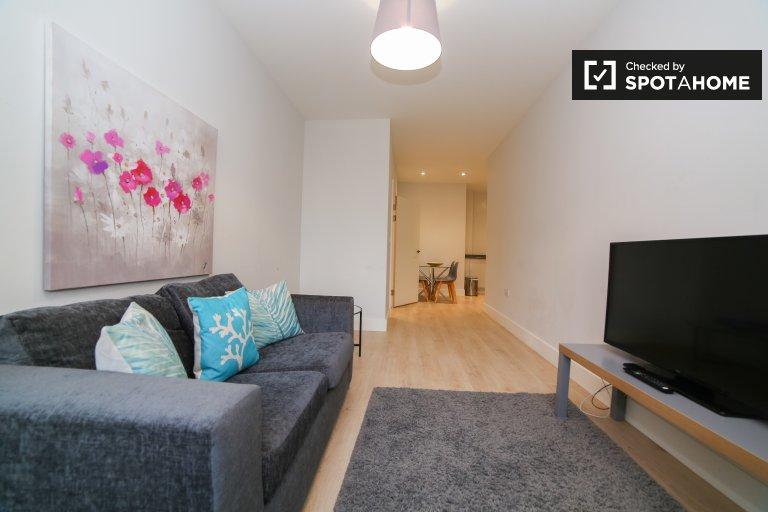 Mieszkanie z 1 sypialnią do wynajęcia w Harlington w Londynie