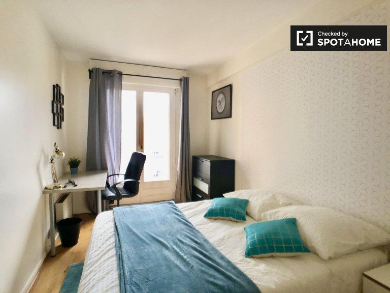 Schönes Zimmer zu vermieten in Paris 11