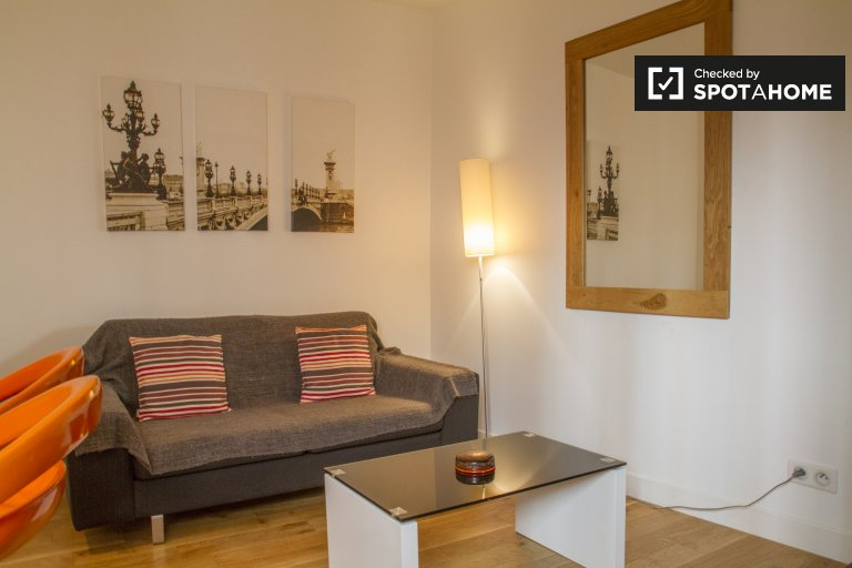 Lovely 1-bedroom apartment for rent in Paris' 2nd Arrondissement