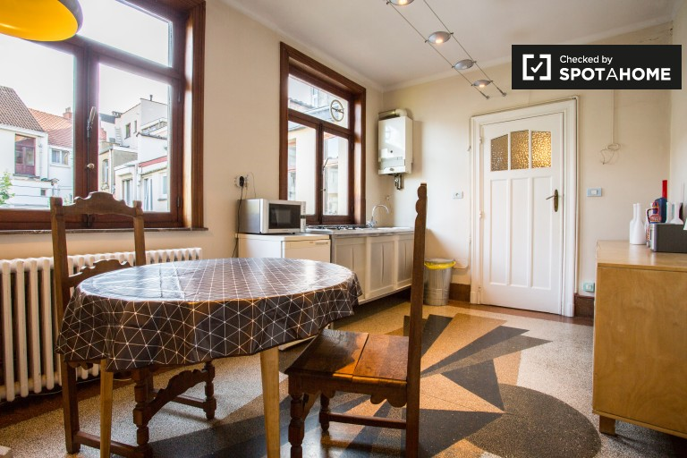 1-bedroom apartment for rent in Schaerbeek, Brussels