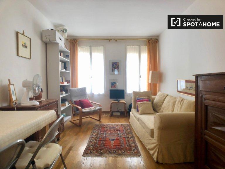 1-pokojowe mieszkanie do wynajęcia w 7. dzielnicy Paryża