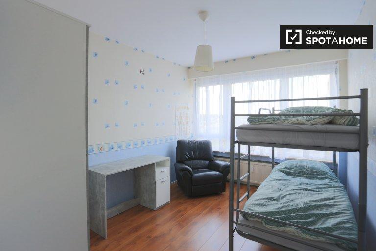Zimmer zu vermieten in 2-Zimmer-Wohnung in Jette, Brüssel
