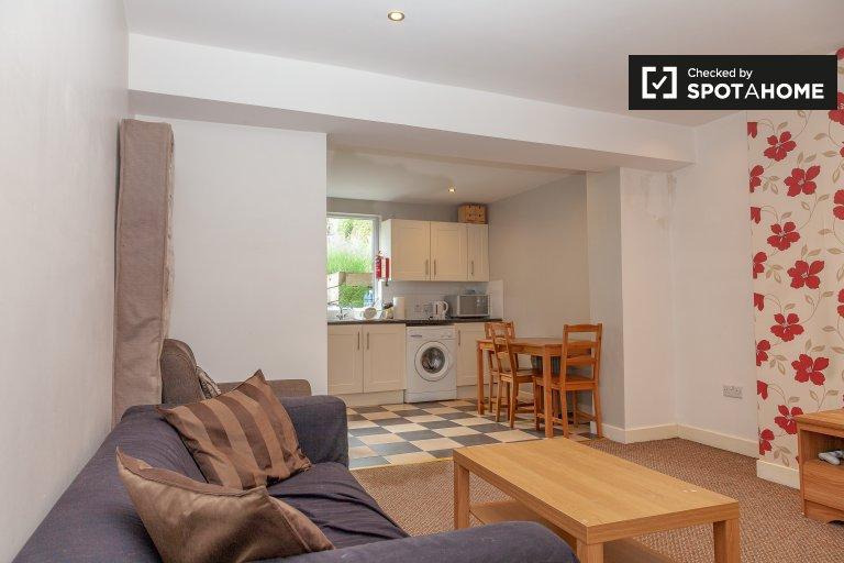 Homey 2 chambres appartement à louer à Drumcondra, Dublin