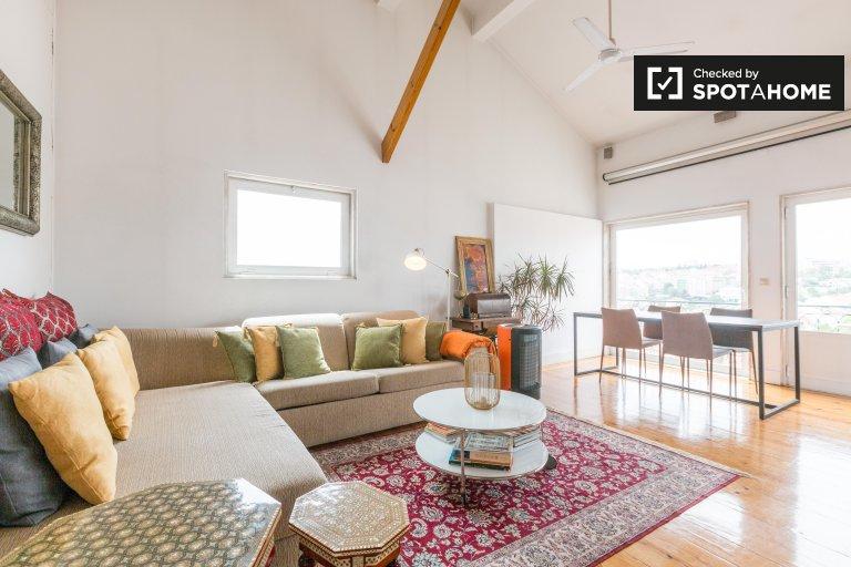 Principe Real, Lisboa şehrinde kiralık 1 + 1 daire