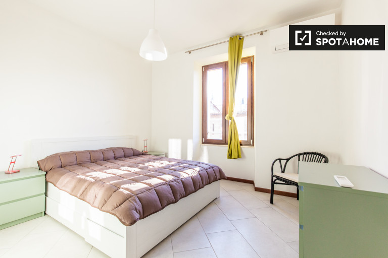 1-bedroom apartment with AC for rent in Centro Storico, rome