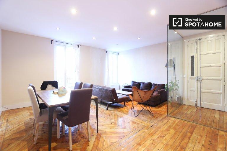 3-bedroom apartment for rent in Salamanca, Madrid