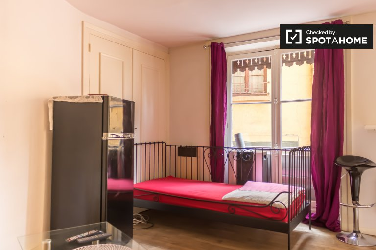 Cute 1-bedroom apartment for rent in Villeurbanne