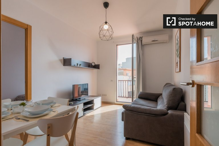Apartamento de 3 quartos para alugar em Poblenou, Barcelona