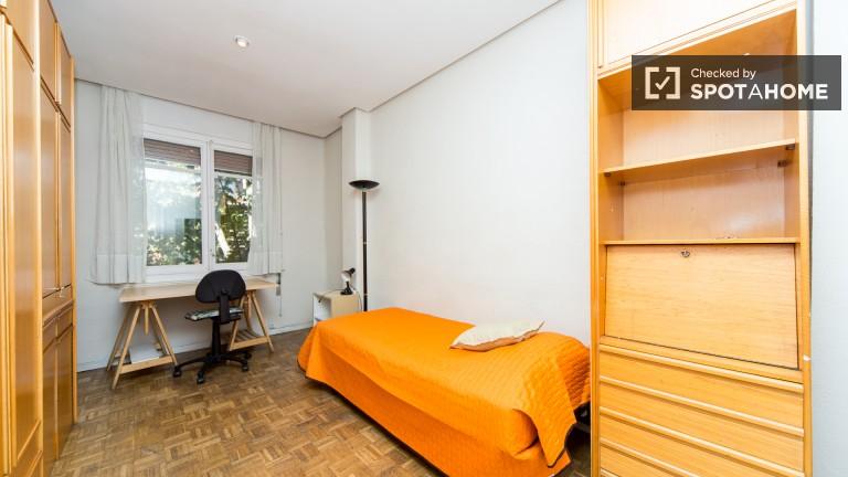 Exterior Single Room  (Room 3)