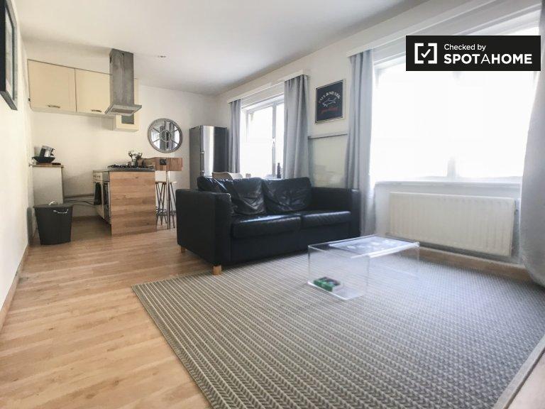 apartamento de 1 dormitorio en alquiler en el Centro de Bruselas