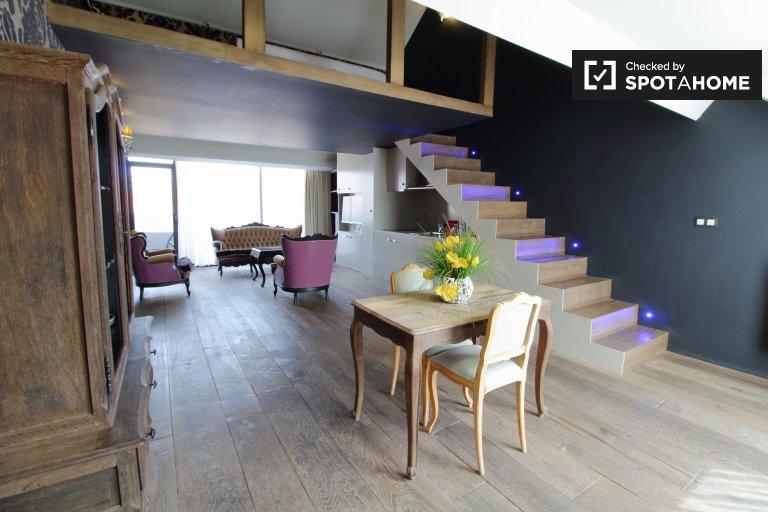 Studio apartment for rent in Etterbeek, Brussels