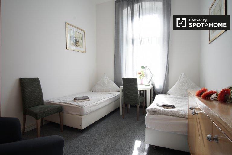Cosy room in 5-bedroom apartment in Mitte, Berlin