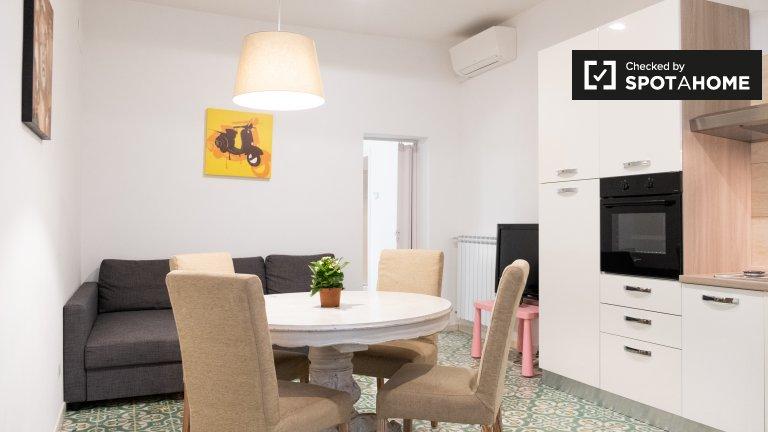 Élégant appartement 1 chambre à louer à San Pietro, Rome