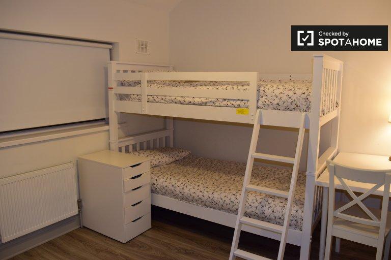 Quartos para alugar em casa de 4 quartos, Clontarf, Dublin