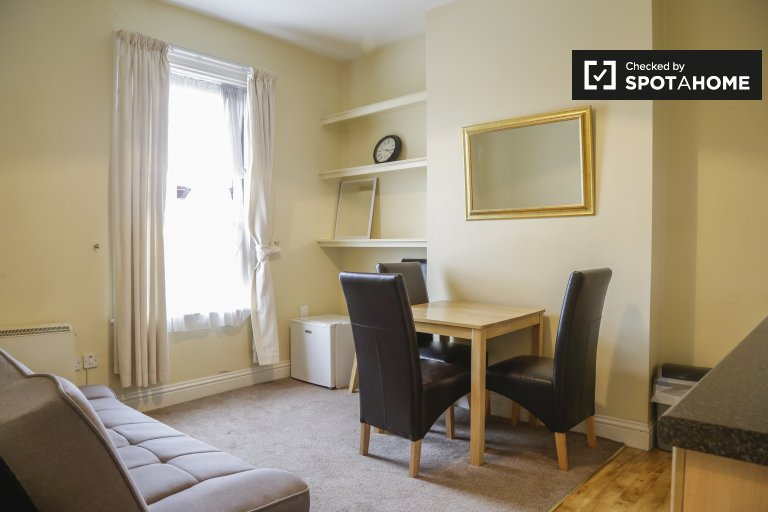 Cosy 1-bedroom apartment for rent in Stoneybatter, Dublin