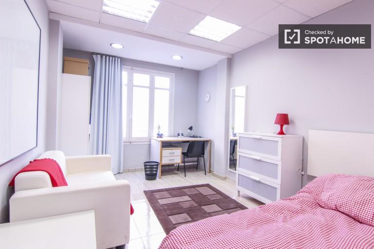 Exterior double room 4