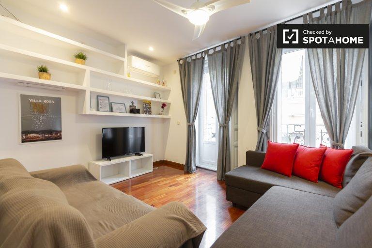 La Latina, Madrid'de kiralık 4 yatak odalı daire