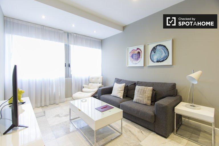 Gorgeous 2-pokojowe mieszkanie do wynajęcia w Centro, Madryt
