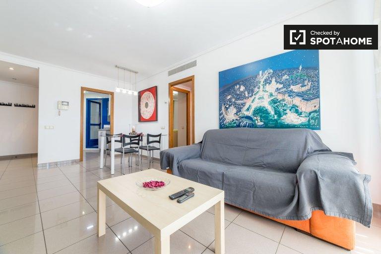 2-Zimmer-Wohnung zur Miete in Alboraya, Valencia