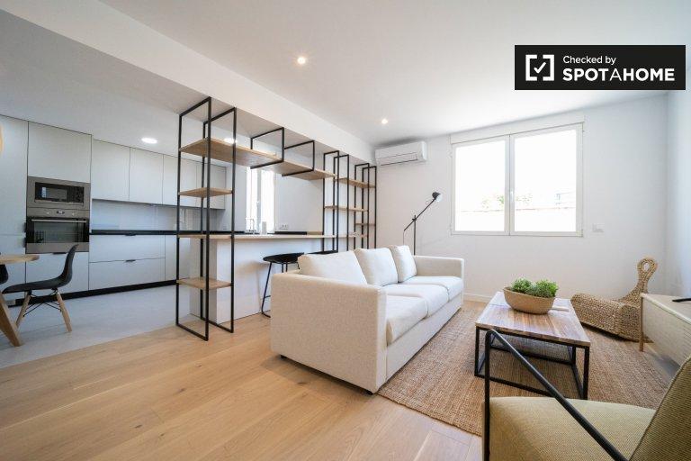 Appartement idéal de 2 chambres à louer à Chamartín, Madrid