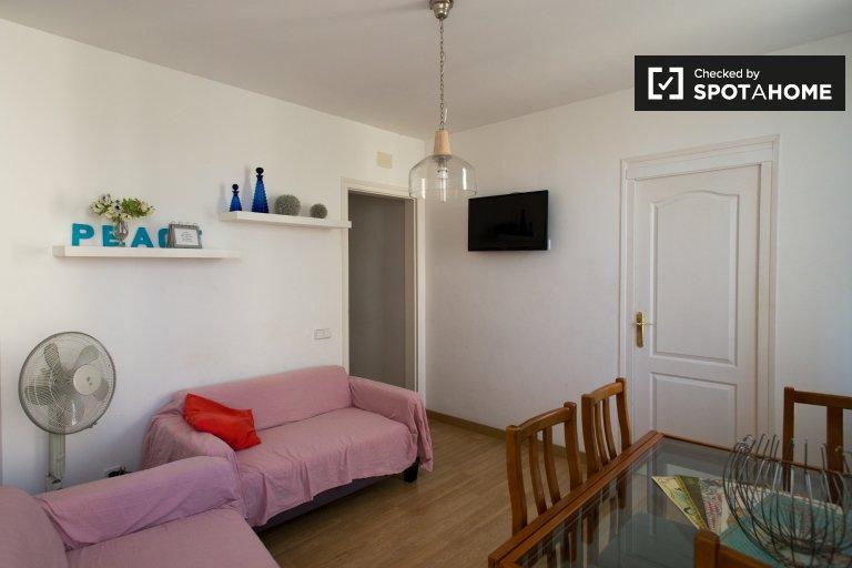 Apartamento de 3 quartos para alugar em Eixample, Barcelona