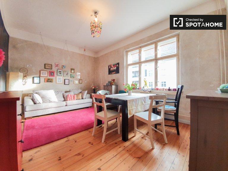 Apartamento con 2 habitaciones en alquiler en Prenzlauer Berg, Berlín