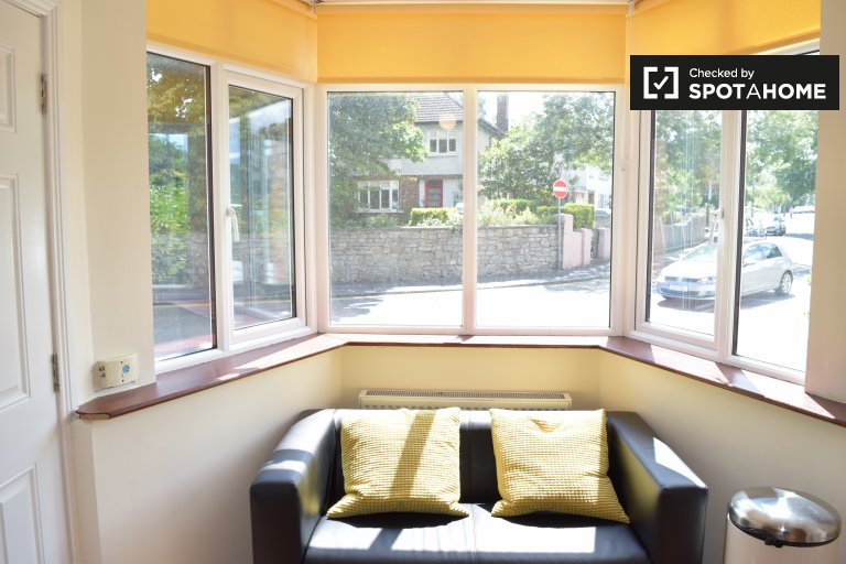 Cosy 1-bedroom flat for rent in Ranelagh, Dublin