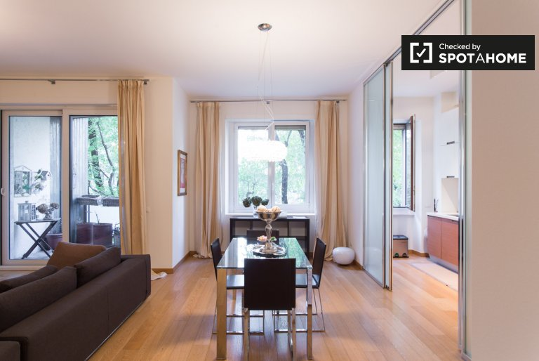 2-bedroom apartment for rent in Ticinese, Milan