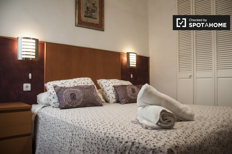 Spacious 2-bedroom apartment for rent in Alameda de Hércules