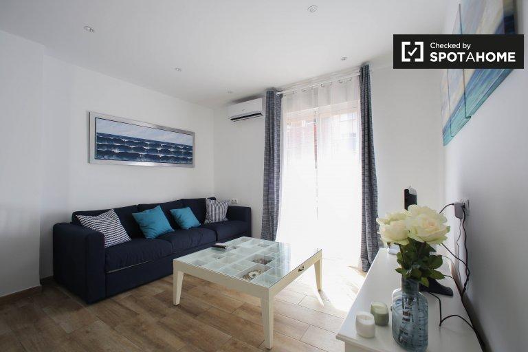 3-pokojowe mieszkanie do wynajęcia w Camins al Grau w Walencji