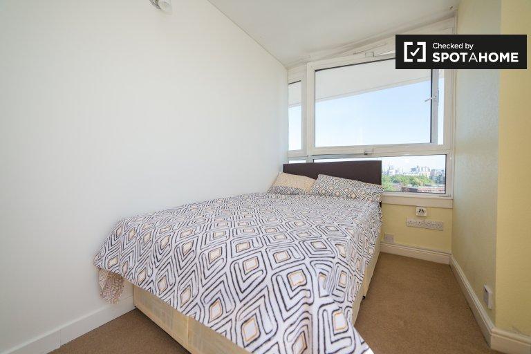 Pokoje do wynajęcia w 4-pokojowym mieszkaniu w Limehouse, Londyn