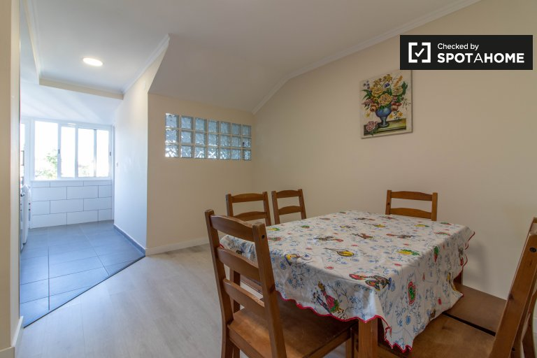 Great 2-bedroom apartment for rent in Arroios, Lisbon