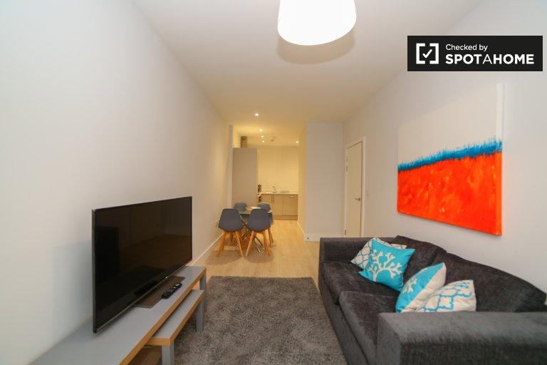 Appartement contemporain d'1 chambre à louer à Harlington, Londres