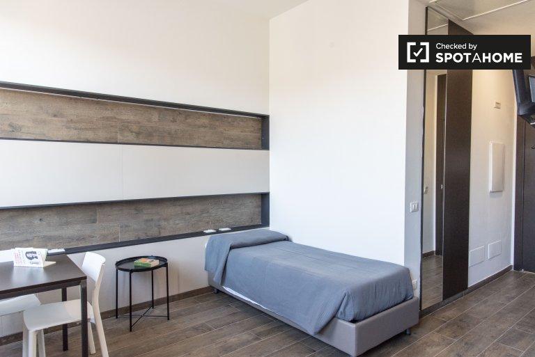 Chambre à louer en résidence à Pigneto à Rome