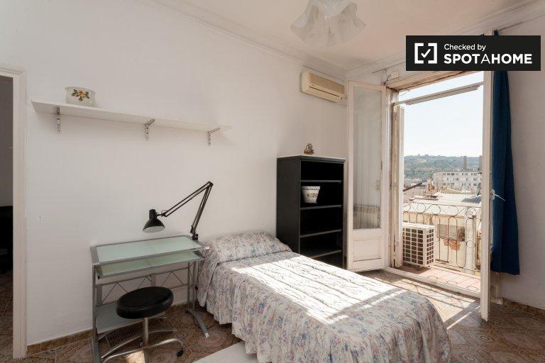 Chambre à louer dans un appartement de 7 chambres à Barri Gòtic