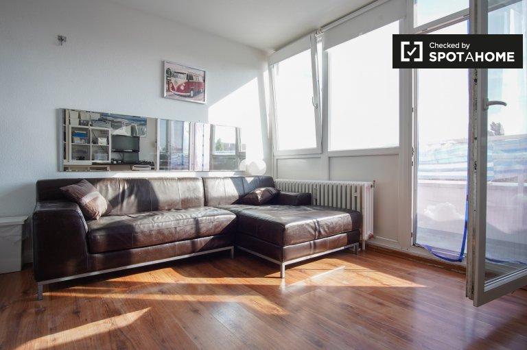 Estudio en alquiler en Charlottenburg, Berlín