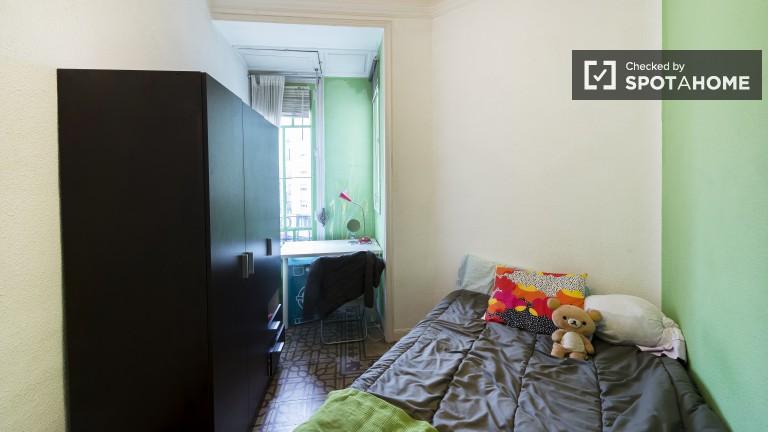 Chambres dans un appartement partagé près de la gare d'Atocha - Madrid