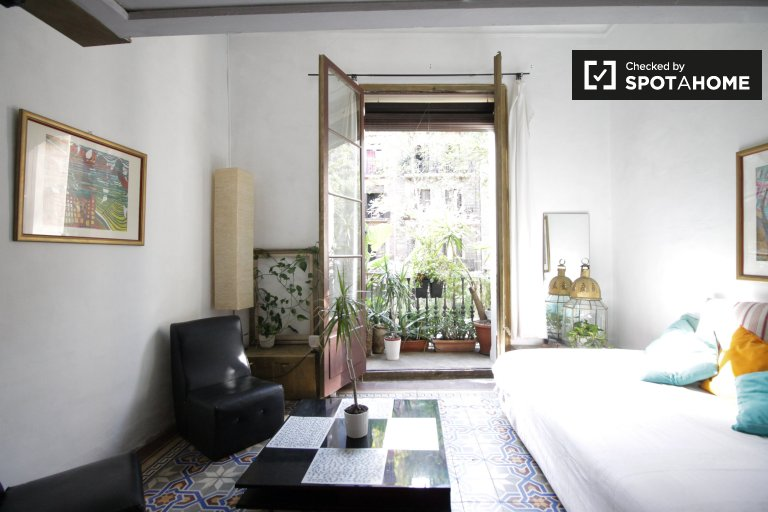 El Born, Barcelona kiralık 2 odalı daire